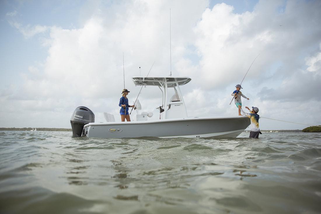 Castaway Marine Sea Hunt Hurricane Contender Boat Dealer