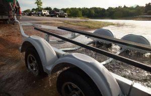 Ameratrail boat trailer